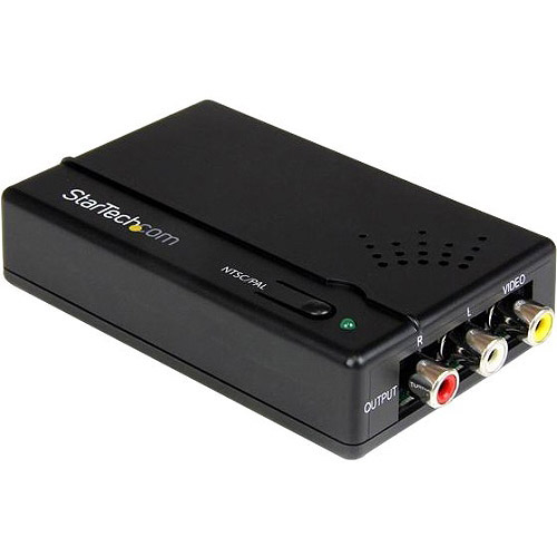 StarTech HDMI to Composite Converter with Audio