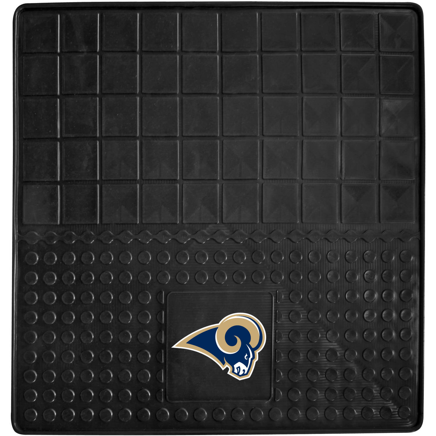 NFL Washington Redskins Vinyl Cargo Mat, Black
