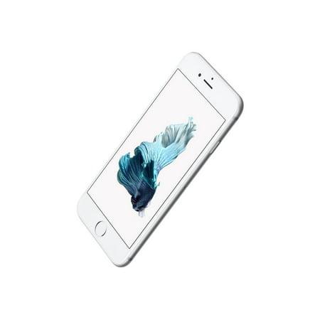 Refurbished Apple iPhone 6S 128GB, Silver - Locked