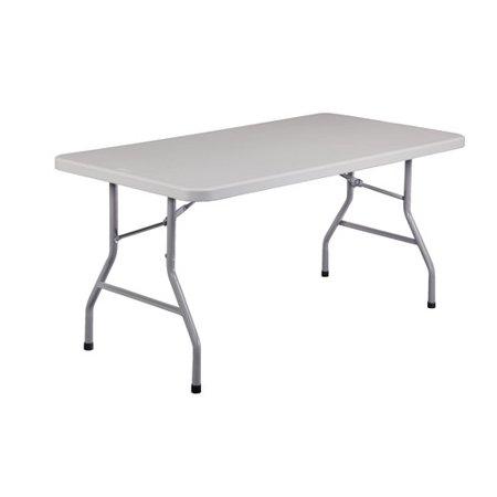 National Public Seating 60 Rectangular Folding Table