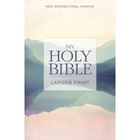 NIV, Holy Bible, Larger Print, Paperback (Paperback)