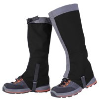 Funcee Waterproof Mountain Hiking Hunting Boot Gaiters Snow Snake High Leg Shoes Cover