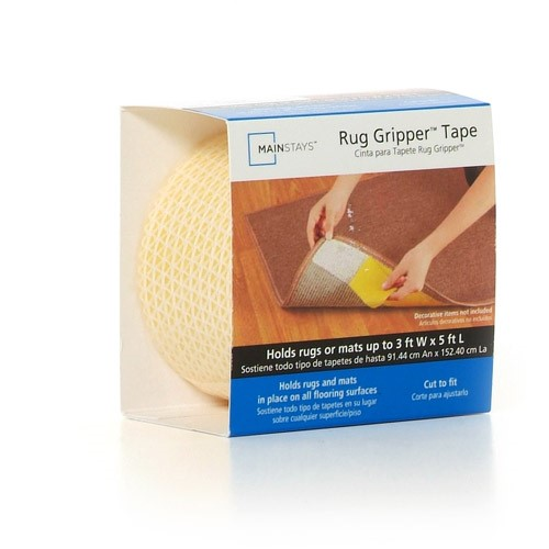 Mainstays Rug Gripper Tape, Creme