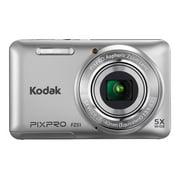 Kodak PIXPRO Friendly Zoom FZ51 - Digital camera - compact - 16.15 MP - 720p - 5x optical zoom - silver