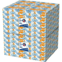Kleenex, KCC13216, Facial Tissue Conven Case, 6000 / Carton, White
