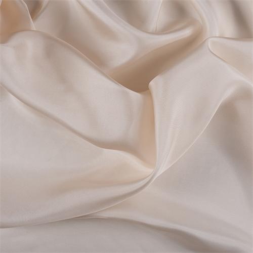 Vanilla Silk Habotai, Fabric By the Yard