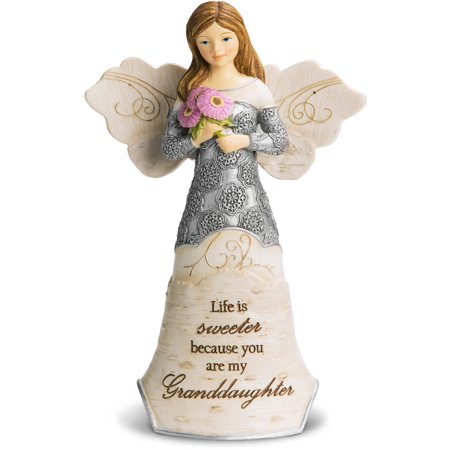 Pavilion Gift Company 82349 Granddaughter Angel Figurine