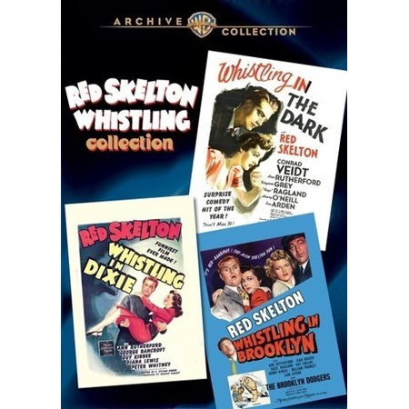 Red Skelton Whistling Collection (Paul Frank Collection)