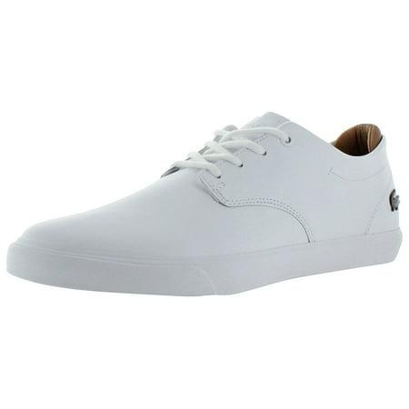 0f66f86f5 Lacoste - Lacoste Espere Men s Leather Fashion Sneakers Shoes - Walmart.com