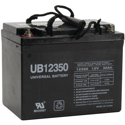 Universal Power Group 45976 Sealed Lead Acid 12V 35Ah Battery