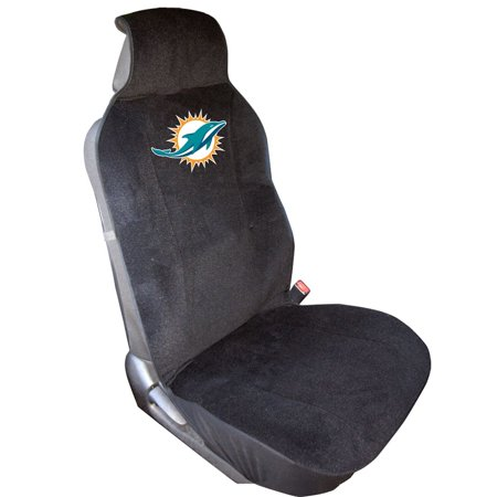 Miami Dolphins Seat Cover by