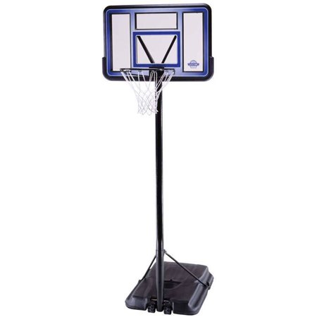 Lifetime 42   Portable Height Adjustable Basketball System  1270