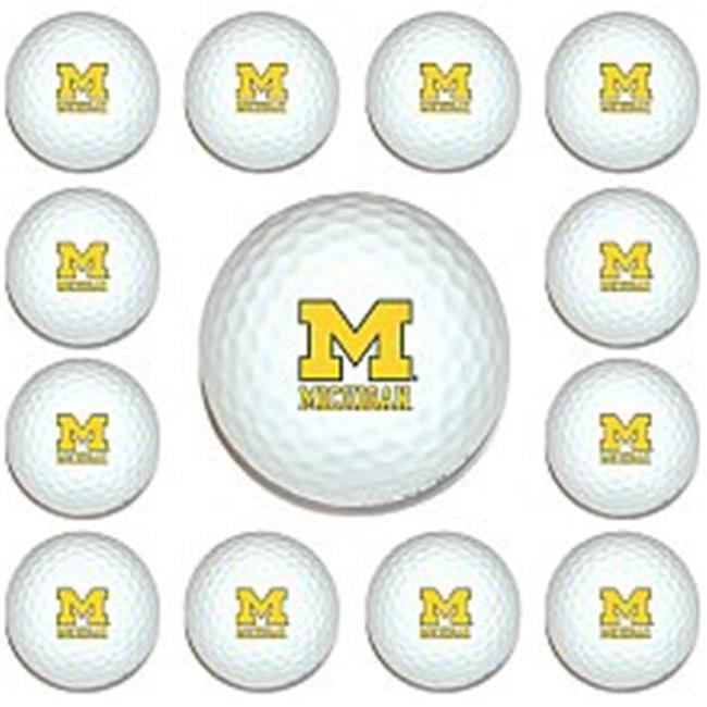 Michigan Wolverines Dozen Ball Pack
