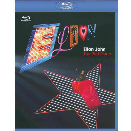 Elton John: The Red Piano (Blu-ray) (Widescreen)