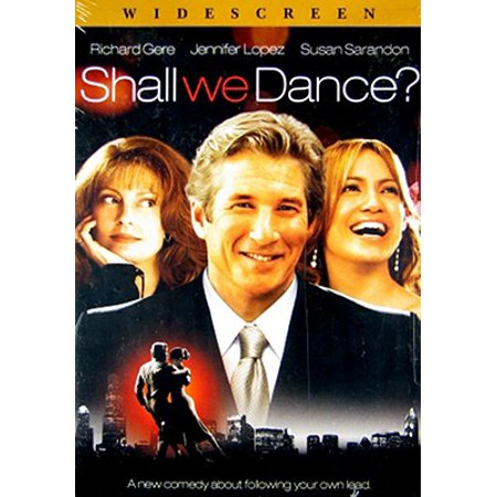 Shall We Dance? (DVD, 2005, Widescreen) - Disc Only Movie!TESTED-RARE VINTAGE