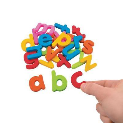 IN-59/7004 Plastic Magnetic Letters - Lowercase Letter Set 57 Piece(s)