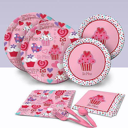 Heart Cupcake Basic Kit N' Kaboodle