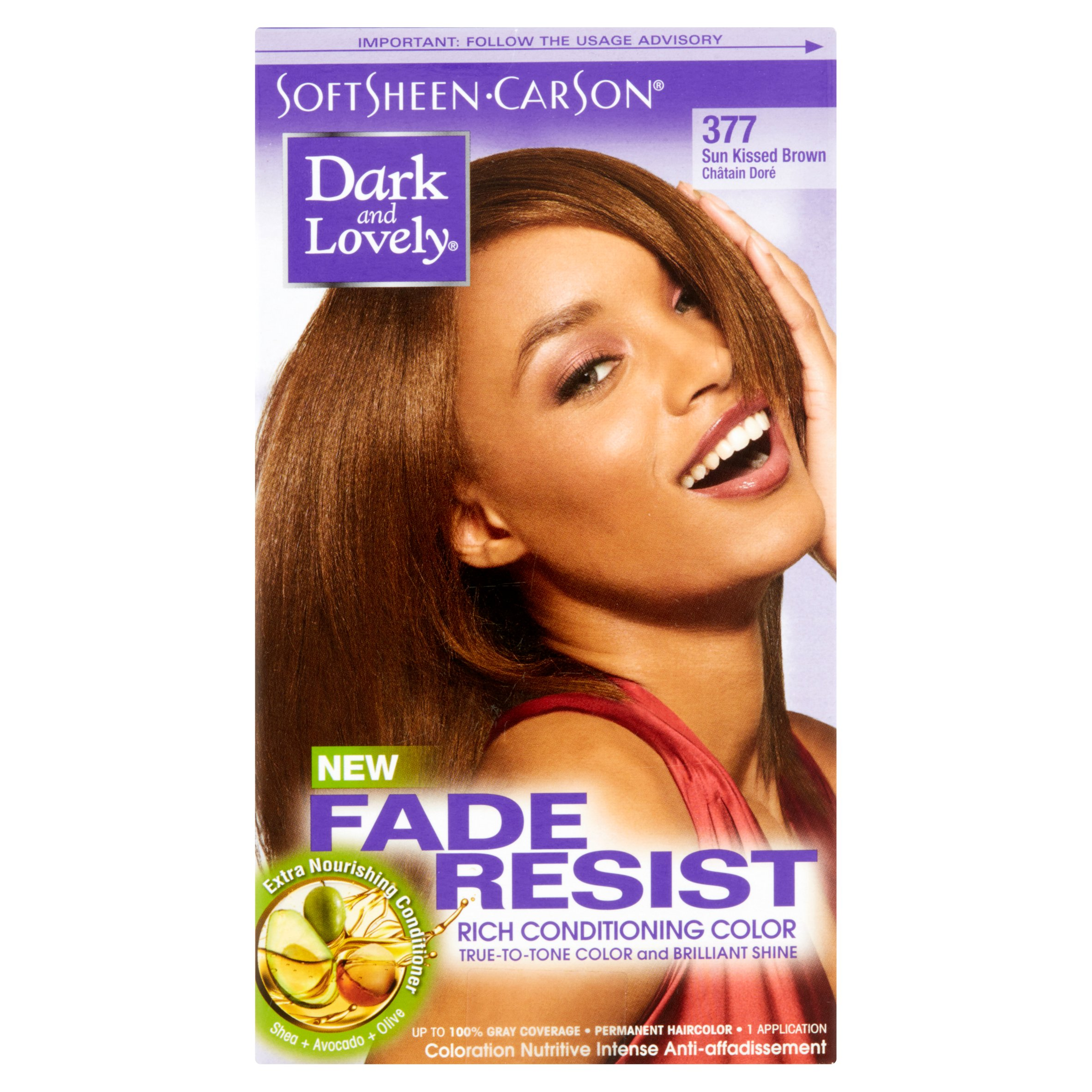 SoftSheen-Carson Dark and Lovely Fade Resist Rich Conditioning Color, #