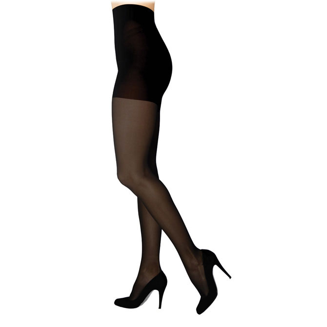 Sigvaris 842 Soft Opaque Closed Toe Pantyhose - 20-30 mmHg  Short Sig842P