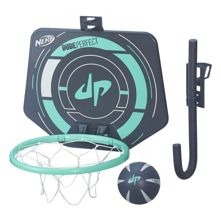 Nerf Sports Dude Perfect PerfectShot Hoops (Bearded Dude)