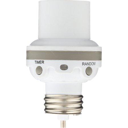 Westek SLC6CBC-4 100W Programmable Screw-In Light Control