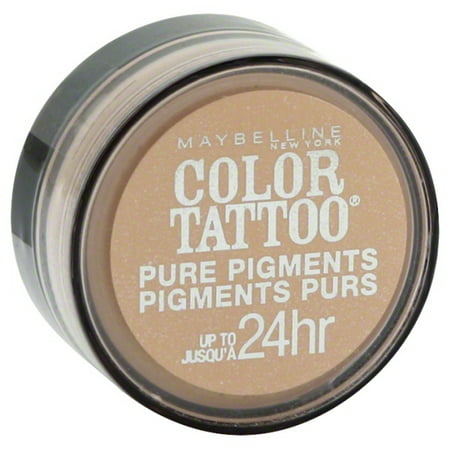 **Discontinued**Maybelline Eye Studio Color Tattoo Pure Pigments Loose Powder Shadow, 0.05 oz ()
