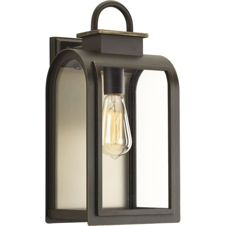"Progress Lighting P6031 Refuge 16"" Tall Single Light Outdoor Wall Sconce"