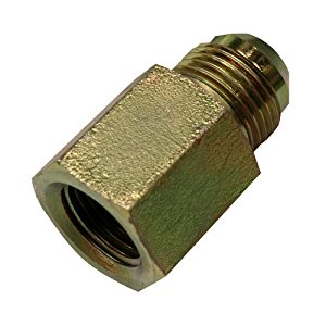 "APACHE HOSE & BELTING INC 39036081 5/8"" Male JIC x 1/2"" Female Pipe, Hydraulic Adapter"