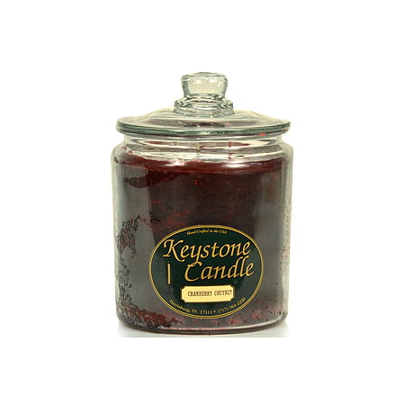 1 Pc  64 oz Red Velvet Cake Jar Candles 5.5 in. diameter x 7.75 in. tall