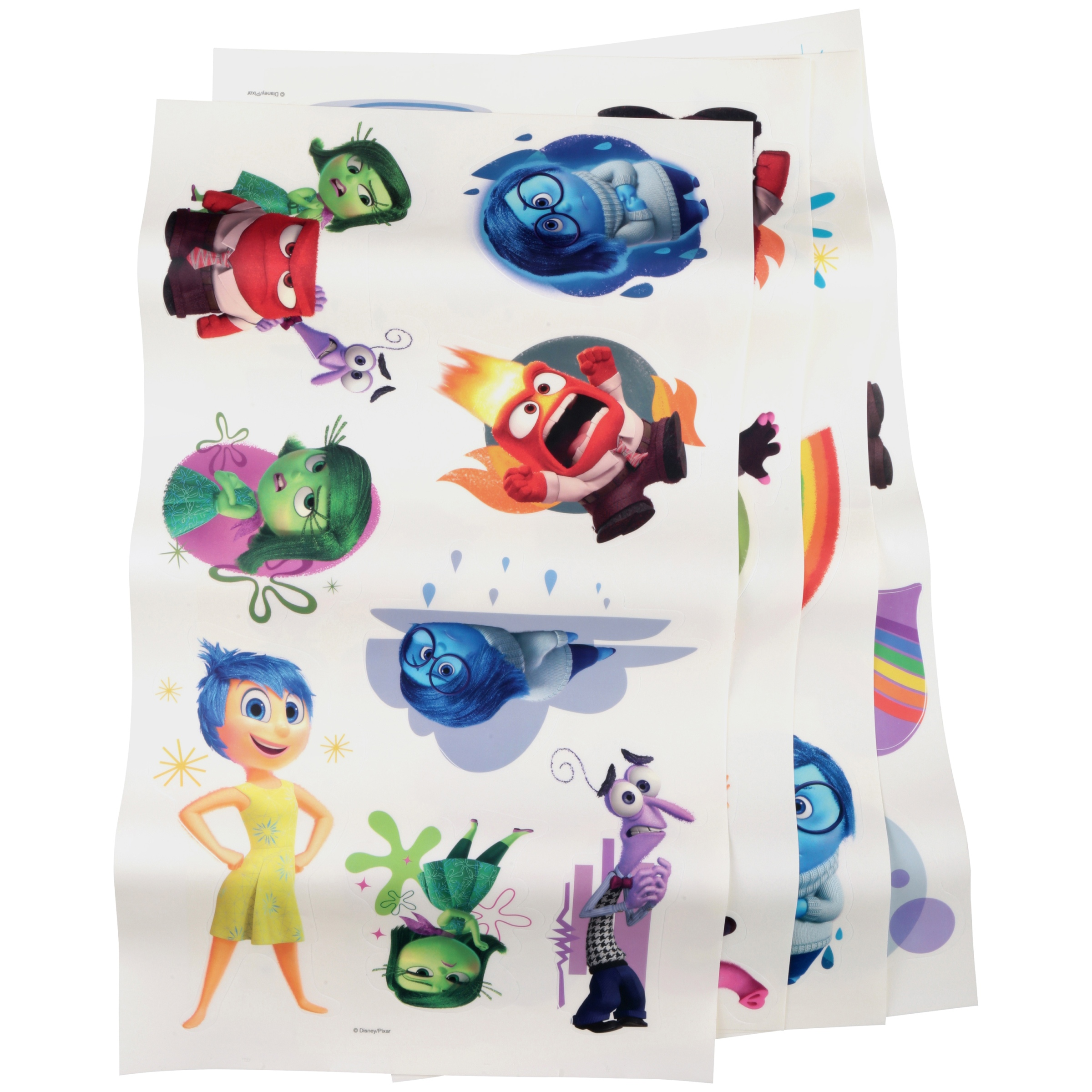 Disney Pixar® Inside Out Wall Decals 27 ct Pack