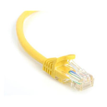 10 ft Black Snagless Category 5e- 350 MHz- UTP Patch Cable - image 1 of 1