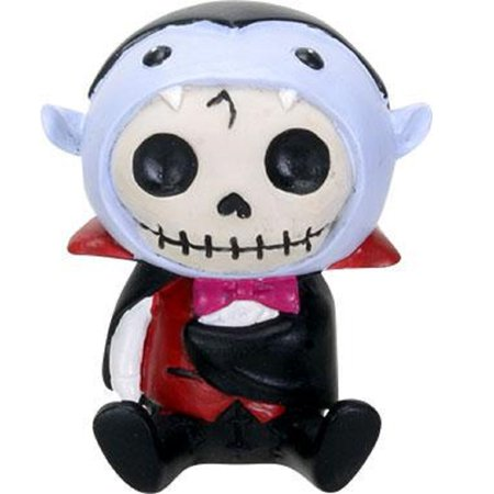 Furrybones Count Dracula Figurine Halloween Vampire Skeleton - Best Halloween Places In Ct