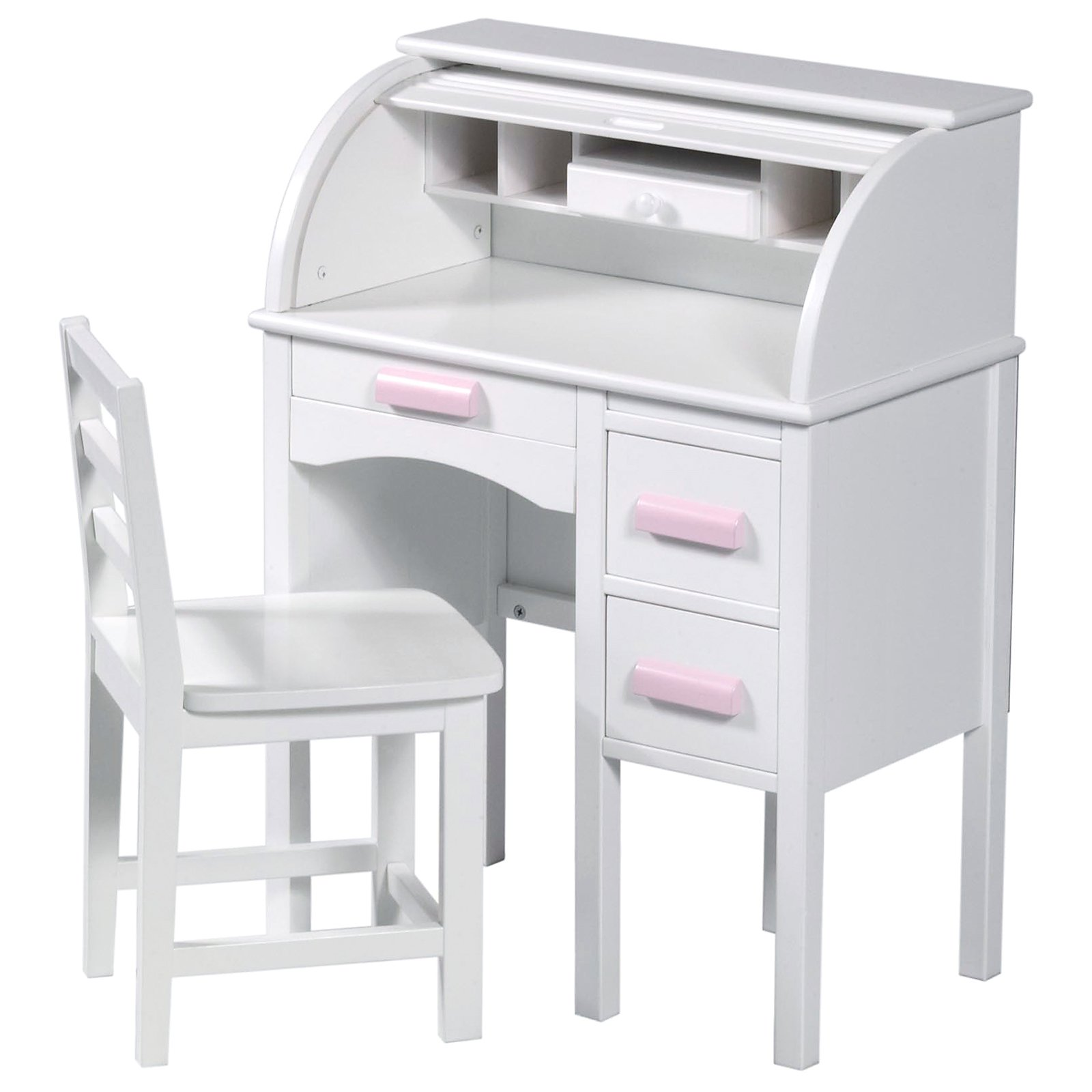 Guidecraft Roll Top Kids Desk With Chair, Multiple Colors   Walmart.com