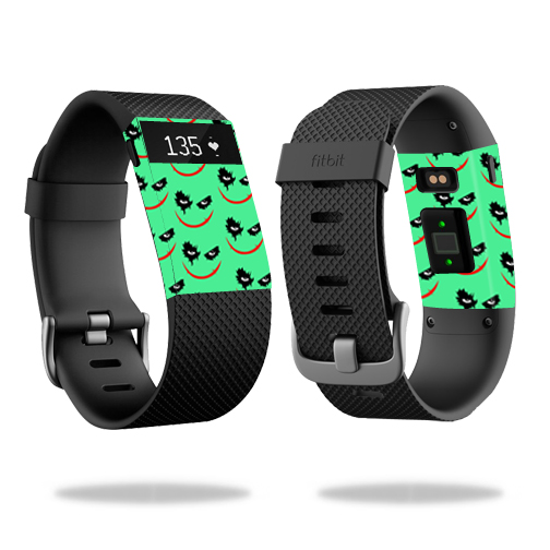 Skin Decal Wrap for Fitbit Charge HR cover skins sticker watch Why