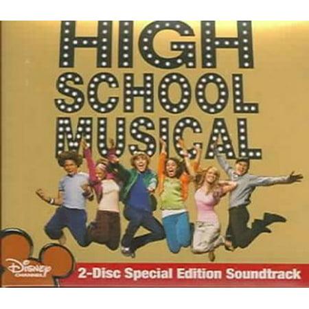 High School Musical Soundtrack (CD) (Digi-Pak)