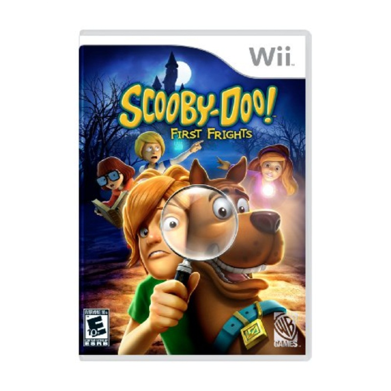 Warner Bros. Scooby Doo: First Frights