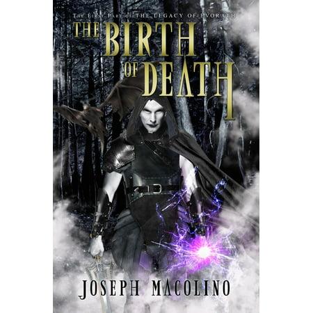 The Birth of Death (Evorath) - eBook