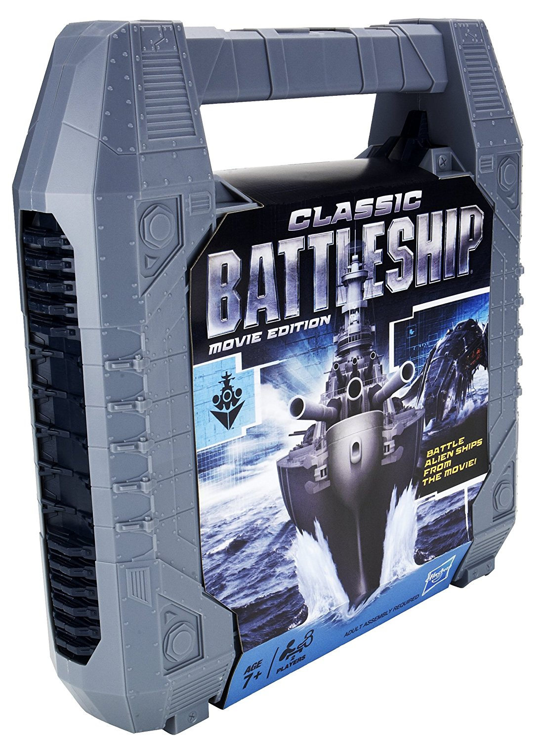 Classic Battleship Movie Edition By Hasbro by