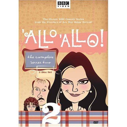 Allo 'Allo!: The Complete Series Two (Disc 2)