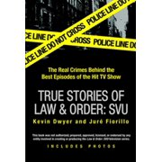 True Stories of Law & Order: SVU - eBook