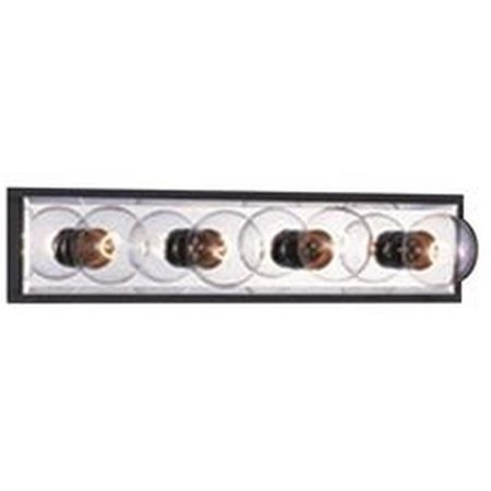 Volume Lighting RI-000235 Mirrored Vanity Strip Light, 24 in. - image 1 de 1