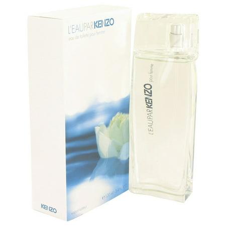 Parfum Leau Kenzo - Kenzo L'EAU PAR KENZO Eau De Toilette Spray for Women 3.4 oz