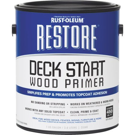 Rustoleum Oil Based Primer On Wood