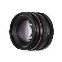 50mm f/1.4 USM Large Aperture Standard Anthropomorphic Focus Lens Camera Lens Low Dispersion for Canon 100D 200D 350D 450D 500D 600D 650D 700D 70D 60D 5D 5D2 5D3 5D4 6D 1DX 50D 1200D Cameras