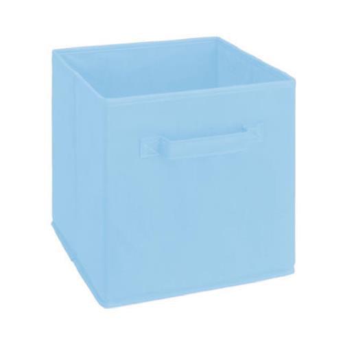 Closetmaid 87900 Cubeicals Woven Fabric Drawer, Pale Blue
