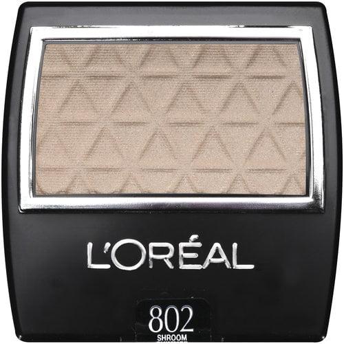L?Oreal Wear Infinite Eye Shadow, 802 Shroom Shimmer