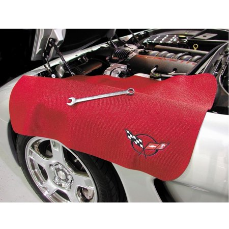 Corvette Fender Mat with C5 Logo -
