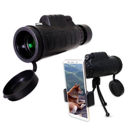 Verseo High Powered Telescope for Sports, Wildlife, Nature and Bird Watching with Anti-Fog, Clear, Waterproof, Single Hand Focus