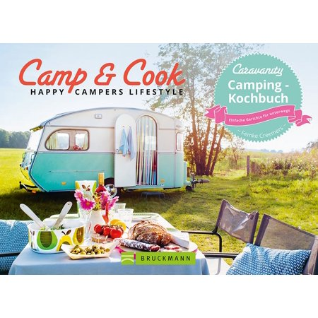 Camp & Cook – Happy Campers Lifestyle - eBook](Lifesize Camera)
