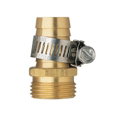 Orbit Male Thread Brass 3/4